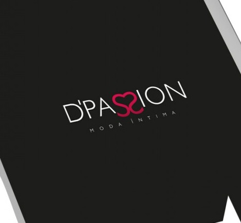 D'Passion - Identidade Visual