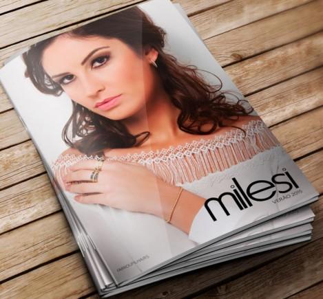 Milesi - Catálogo Verão 2015