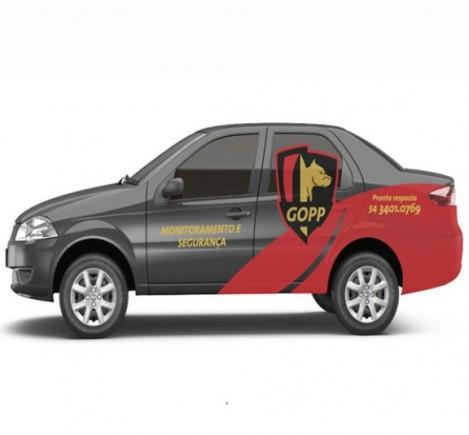 GOPP - Personalização de Veículo