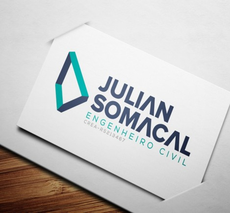 Julian Somacal - Identidade Visual