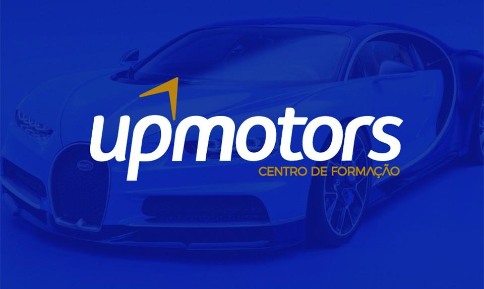 UpMotors - Naming, Slogan, Identidade Visual