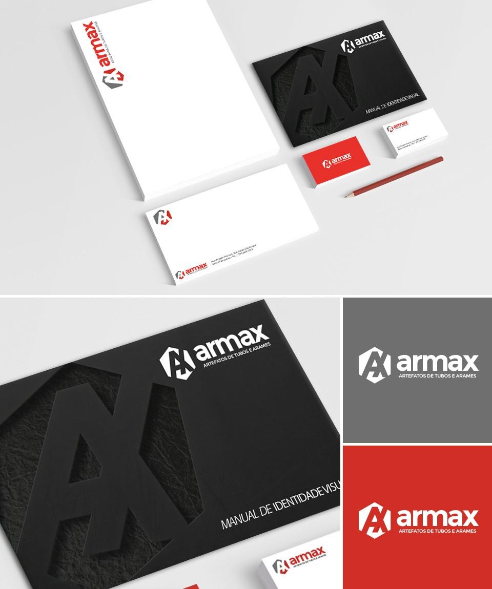 Armax - Identidade Visual