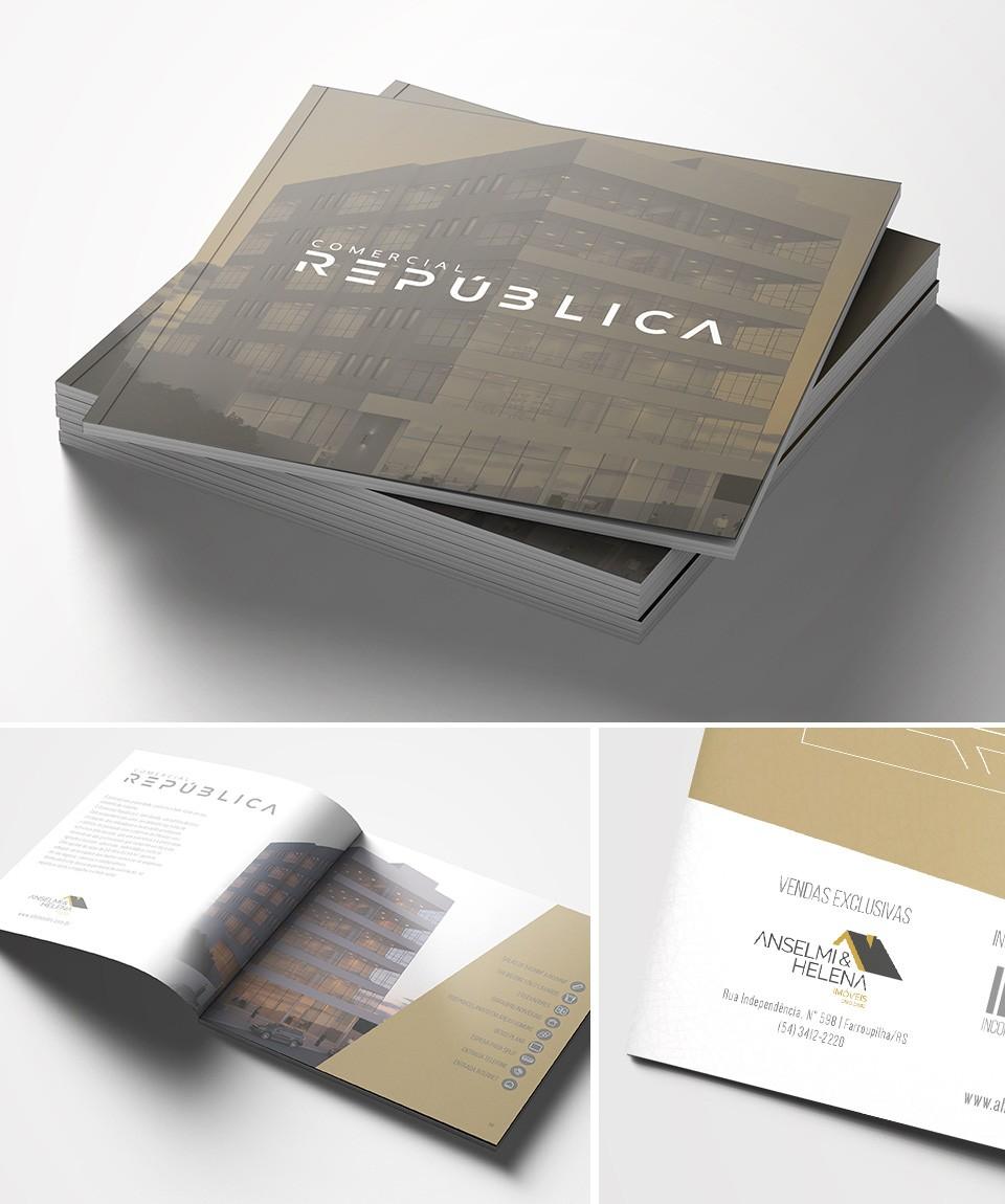 Anselmi & Helena - Comercial República - Catalogo